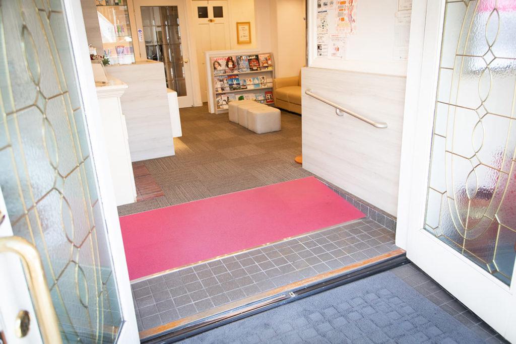 バリアフリー京都市伏見区のしっかり相談できる歯医者、訪問診療|本田歯科クリニック