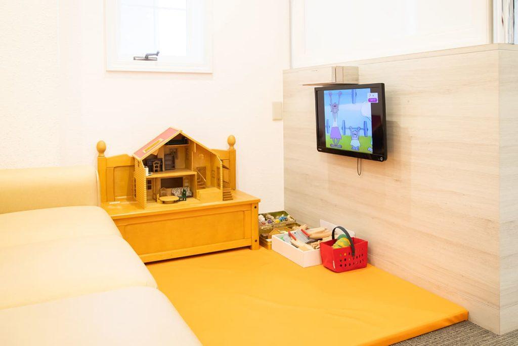 キッズルーム 京都市伏見区のしっかり相談できる歯医者、訪問診療|本田歯科クリニック